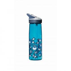 LAKEN CANTEEN ALU aluminum bottle 1000ml Clasica red + neoprene cover